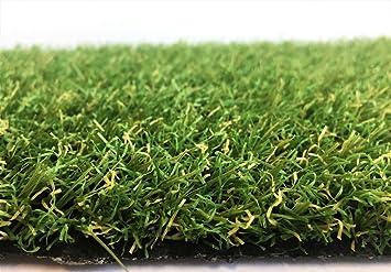 Kunstrasen Ibiza Grün / 20 Mm 1.350 G/m² / Rasenteppich Nach Maß ... Baum Fur Den Garten Outdoor Bereich Perfekt Geeignet