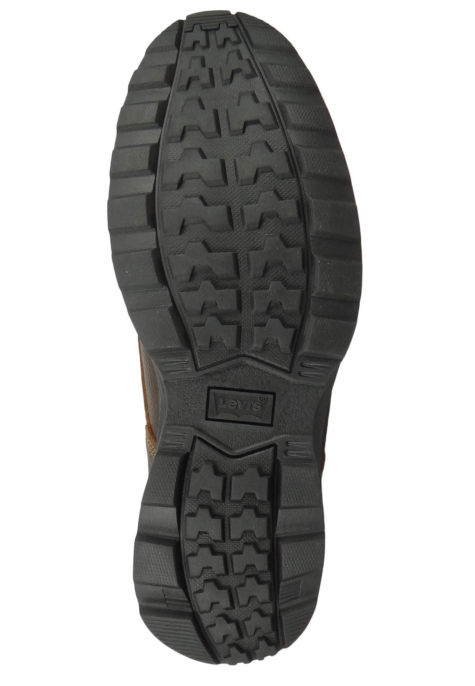 Levi's Arrowhead 228777-829-128 Men's Walking Boots Brown 6