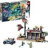 Lego 6250499 Lego Hidden Side Lego Hidden Side Aanval Op Het Garnalententje - 70422, Multicolor