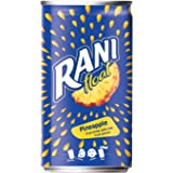 Rani Float - Pineapple - Can - Pack of 6 X 180 ml