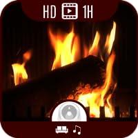 Kaminfeuer HD Klassik Edition [1+ Stunde - 5 Einstellungen - 2 Klassik Alben]