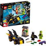 LEGO®-DC Comics Super Heroes™ 4 Ans et Plus Batman™ et le vol de l'Homme-Mystère Jouet DC Comics Enfant Préscolaire 4 Ans et Plus, 59 Pièces 76137