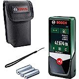 Bosch PLR 50 C Distanziometro Laser Campo di Misurazione 0.05-50 m, Schermo Touchscreen, Confezione in Cartone, 0.1 W, 4.5 V,