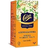 Care Ashwagandha Spiced Green Tea for Weight Loss & Build Immunity | Detox Desi Kahwa Green Tea with Herbs Like Cinnamon…