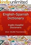 English-Spanish Dictionary, Ingl�s-Es...