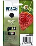 Epson Original EPST29814012 Tintenpatrone Erdbeere, Claria Home Tinte, Text- und Fotodruck   1er ,schwarz