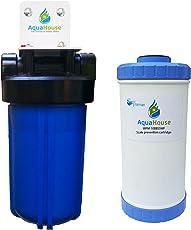 Enthärtungsanlage Wasser Enthärtung Alternativsystem, Nachgewiesene 99,6% Effektive Entkalkung