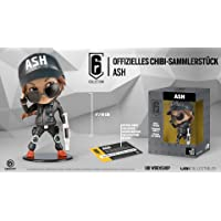 Ubisoft Six Collection Merch Ash Chibi Figurine - PlayStation 4
