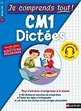 Dictées CM1 - 150 dictées avec audio et des exercices de préparation - Je comprends tout niveau CM1