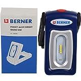 Berner Pocket deLux Bright LED Lamp Workshop Lamp