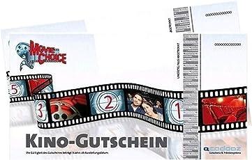 2x Kinogutscheine für CineStar, Cinedom, Cineplex, Cinemaxx, UCI, Kinopolis, Kinostar uvm. von MovieChoice - INKL. ZUSCHLÄGE! INKL. LOGE! Einzulösen in fast allen Kinos in Deutschland und Österreich!