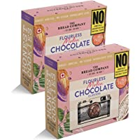The Bread Company Gluten Free Cookies (Molten Chocolate, Pack of 2)