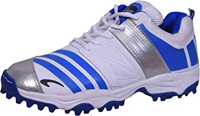 ProAse Men's White Cricket Shoes Size - 5