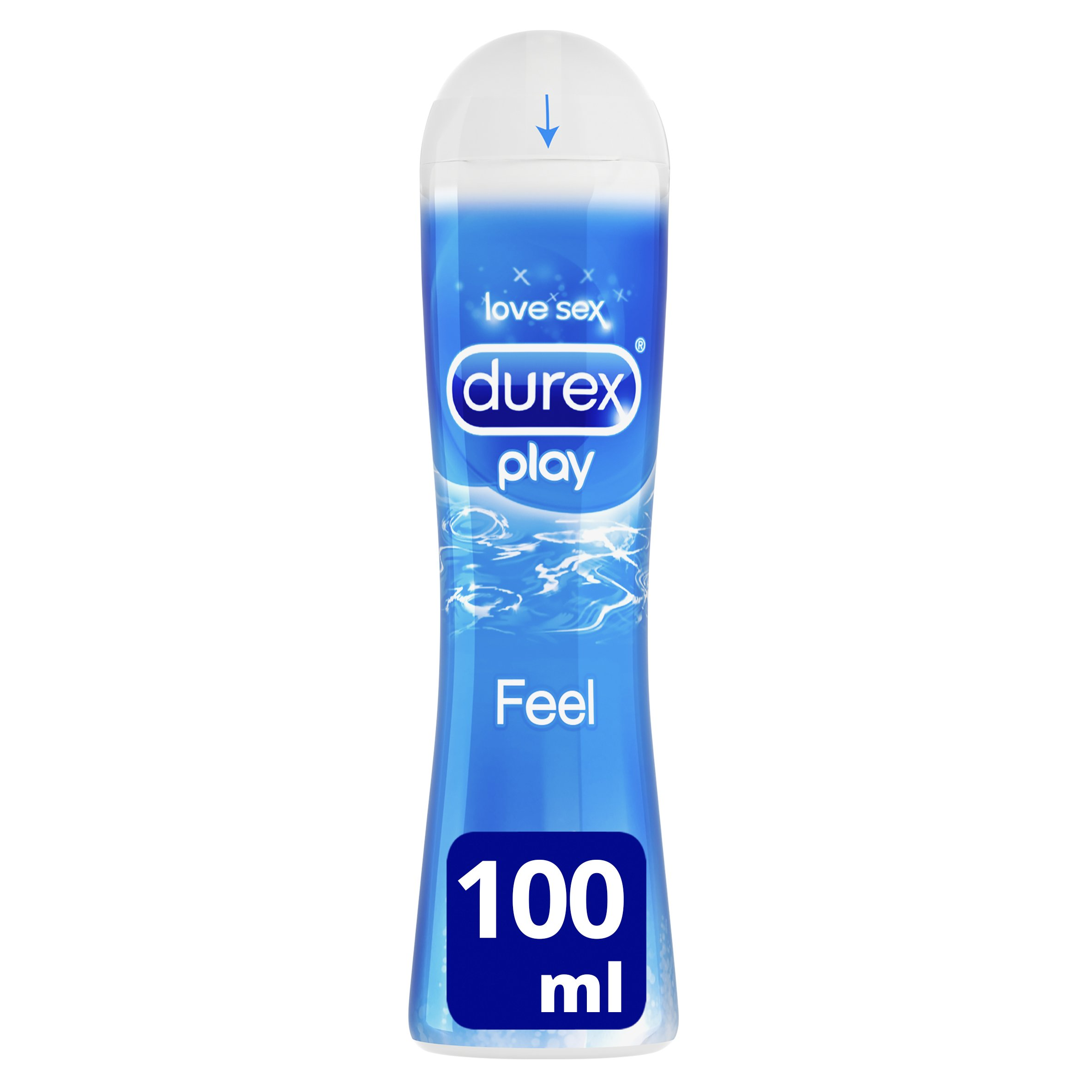Durex Feel Play Lube, 100 ml