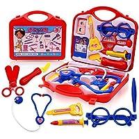 RADHEKRISHNA ENTERPRISE Doctor Learning Kit Toy for Kids Play Preschool Playing Medical Learning Kit Educational…