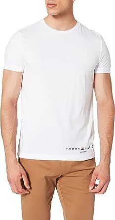 Tommy Hilfiger Core Tommy Logo Tee Maglietta Uomo