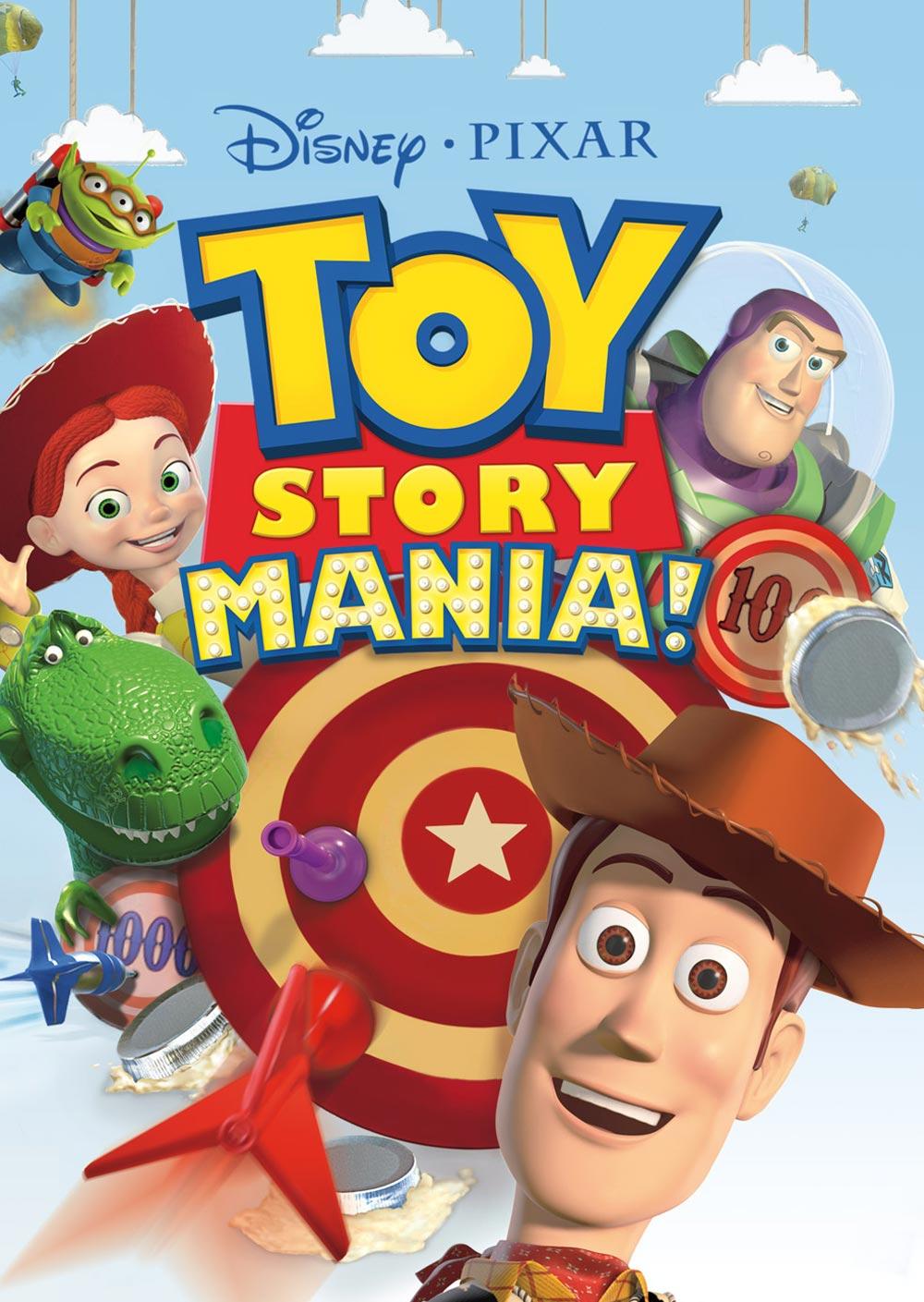 Disney Pixar Toy Story Mania! [PC Code - Steam]
