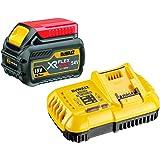 Dewalt DCB546 18v / 54v XR Flexvolt 6.0ah Battery + DCB118 Fast Charger