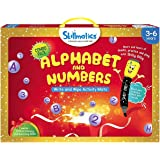 skillmatics educational game : alphabet and numbers 3-6 years- Multi color