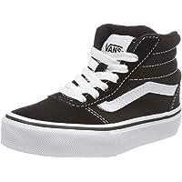 Vans Ward Hi Classic Suede/Canvas, Sneaker Unisex-Adulto