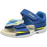 Clarks Unisex Kid's Zora Nemo T Sandal