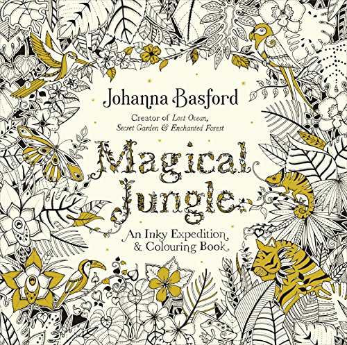 Magical Jungle Cover Image