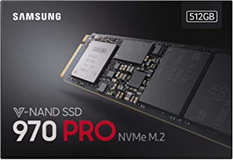 Samsung MZ-V7P512BW 970 Pro Interne SSD 512GB