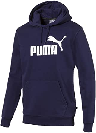 PUMA Essentials Felpa con Cappuccio Uomo