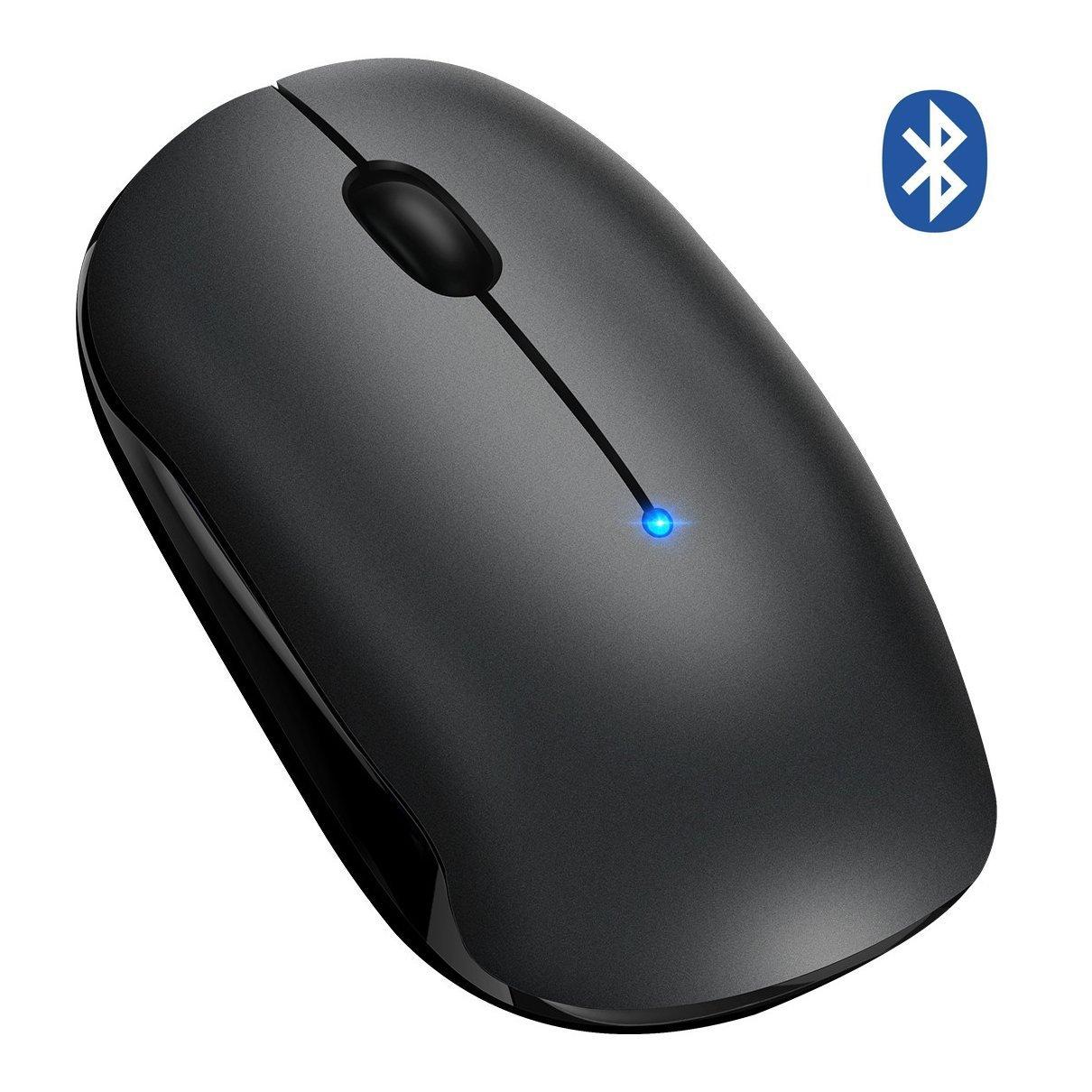 59e8769616f Patuoxun Bluetooth Mouse, 2.4G Wireless Mouse (Dual-Mode Advanced Tech, 2400