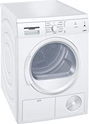 Siemens 7 Kg Condesner Clothes Dryer, White - WT46E101GC