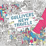 Gulliver's New Travels Adult Coloring Book: Coloring in a New World