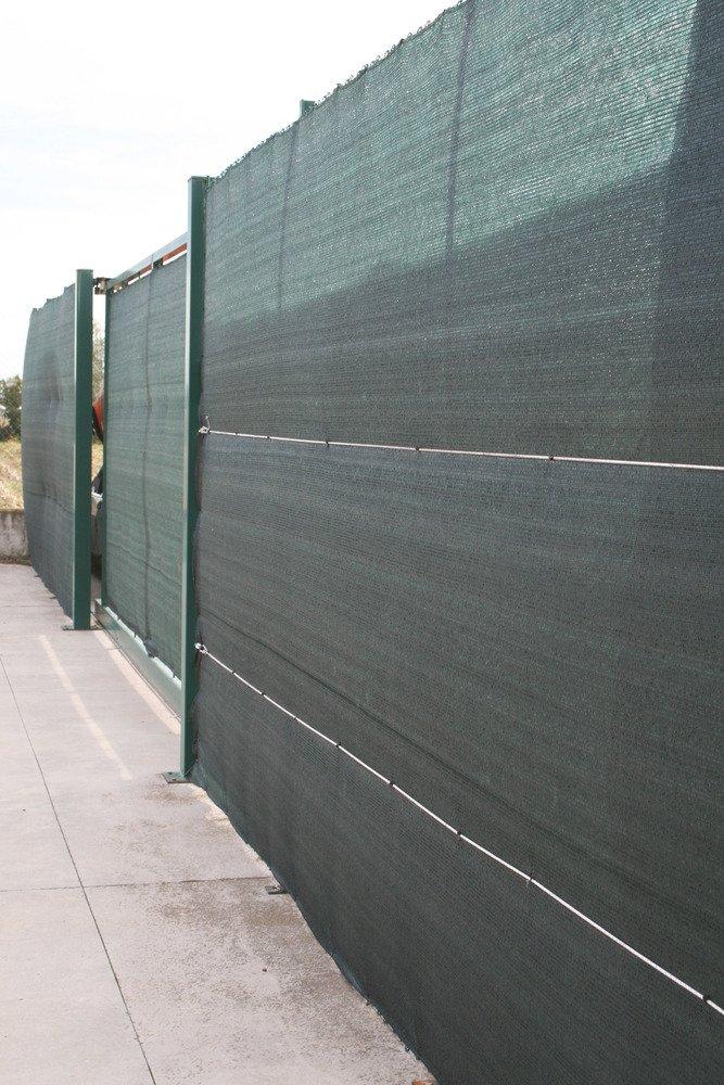 VERDELOOK-Tessuto-Ombra-in-Rotoli-Oscurante-al-90-2×10-m-per-recinzioni-coperture