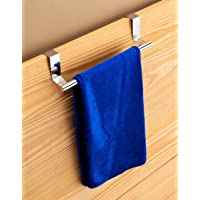 HOME99 TOWEL BAR/Kitchen Hook Drawer Storage Adjustable over Cabinet Stainless Steel Towel Bar/towel Holder/over cabinet…