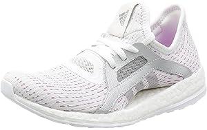 Adidas Pureboost X Element Damen, Grau (Ash PearlAsh
