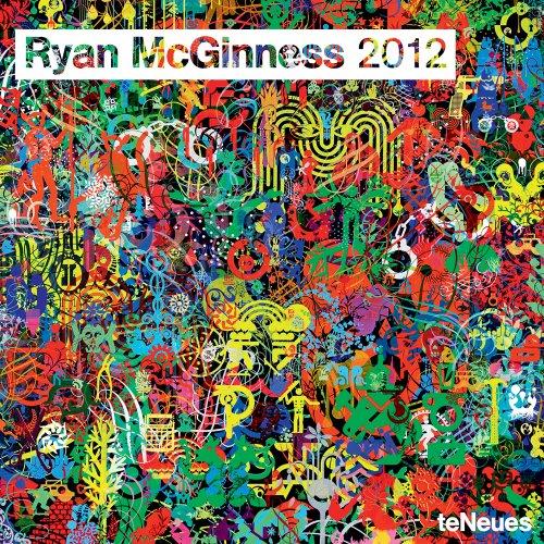 2012 Ryan Mcginness Grid Calendar