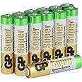 GP GP24A-2VS12 LR03 Super Alkaline AAA Micro Batterij (Pack van 12)