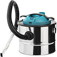 Ovation 15L Fireplace Ash Vacuum Cleaner Hoover Wood Burner Vac Collector - Ideal for For Fireplaces, Log Burners, Grills, BBQ's, Fire Pits & Chimineas