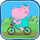 Kinder-Fahrrad Pepa Hippo