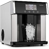 KLARSTEIN Ice Age - Machine à glaçons, Ice maker, 15 kg de glace/jour, Ecran LCD intuitif, 3 tailles de glaçons…