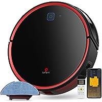 LEFANT Saugroboter mit Wischfunktion,2200Pa WLAN Staubsauger Roboter,Kompatibel mit Alexa und APP,Roboterstaubsauger für…