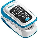 iProven Oximeter OXI-27iWB - saturatiemeter zuurstofmeter vinger - hartslagmeter - oximeter - wit