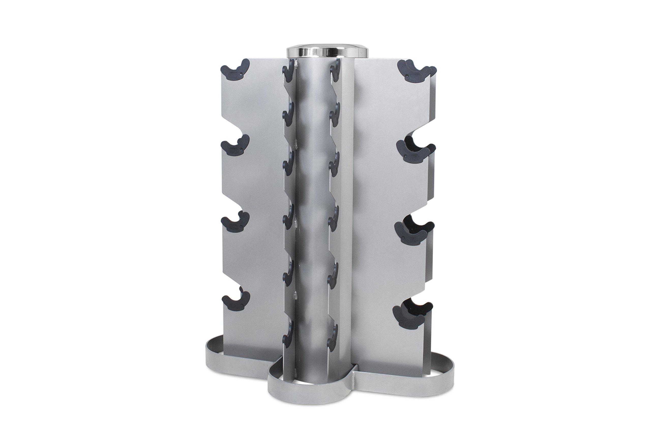 Hastings - DR-04 Vertical Dumbbell Rack 2-20kg