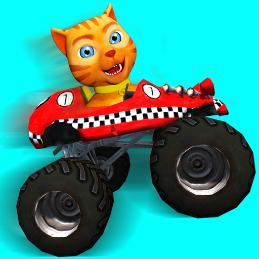 Cat Race Car Extreme Driving (Free) (Extreme Car Race)