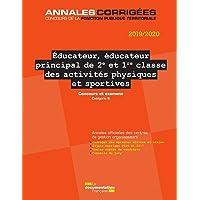 Educateur, éducateur principal de 2e et 1re classe des activités physiques et sportives: Concours et examens