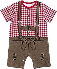 FC Bayern München Baby Body Lederhose