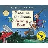 Room on the Broom Activity Book (Princess Mirror-Belle)