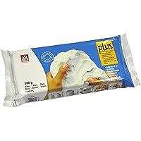 SIO-2 Plus 20220010 Pâte à modeler Autodurcissante Blanc - 500 g