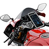 Shapeheart - Soporte Móvil Magnético para Semi manillares de moto, Talla XL, para Teléfono hasta 16,8 cm