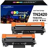 GPC Image Compatibili Cartucce di Toner Sostituzione per Brother TN2420 TN-2420 TN2410 TN-2410 per MFC-L2710DW L2710DN L2730D