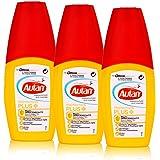Autan Protection Plus Multi Insektenschutz Pumpspray 100ml (3er Pack) schützt bis zu 8 Stunden vor Mücken, bis zu 5…